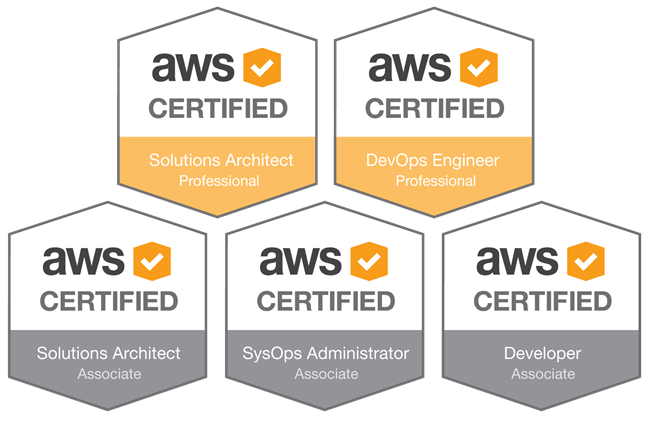 AWS 5/5 certified ! - Sysless